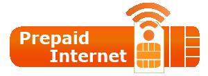 Prepaid internet logo