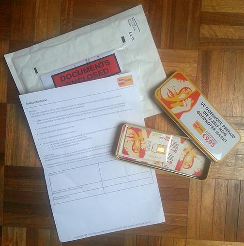Dekamobiel prepaid pakket