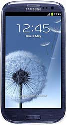 Samsung Galaxy S3 Prepaid Telefoon