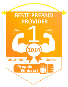 Beste prepaid provider 2014