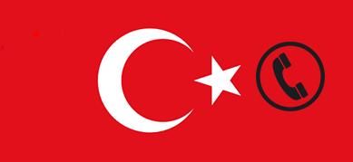 Goedkoop Bellen naar Turkije Logo