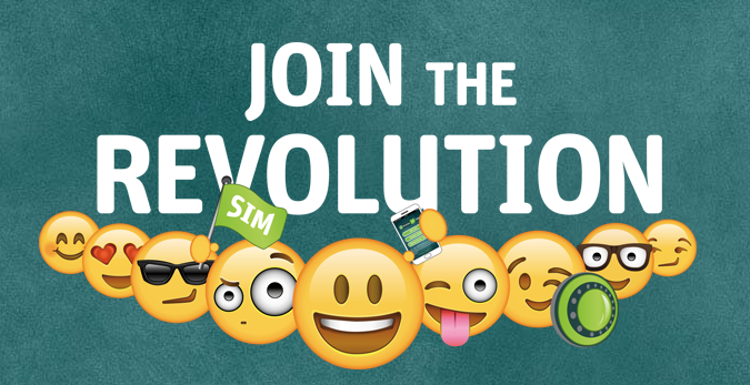 Whatsapp: Join The Revolution