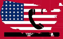 Logo Goedkoop bellen naar Amerika