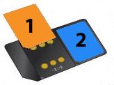duo simkaart adapter met twee micro simkaarten