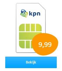 KPN - Sim only prepaid