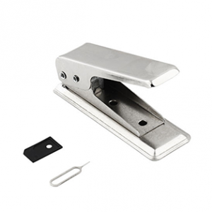 micro simkaart knipper