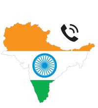 goedkoop bellen naar india