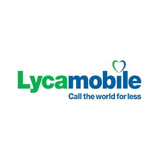 Lyca mobile simkaart