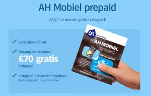 gratis prepaid simkaart