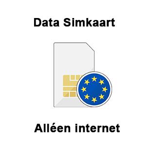 Data Simkaart Europa