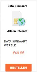 data simkaart wereldwijde data