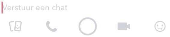 Gratis bellen met Snapchat