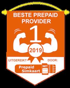 Beste prepaid 2019 - 2020