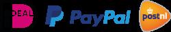 betaling verzending - prepaid simkaart