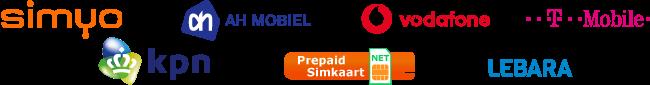 prepaid simkaart providers