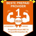 Beste prepaid 2020 - 2021